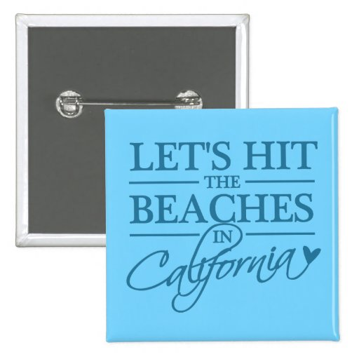 California vara el botón pin