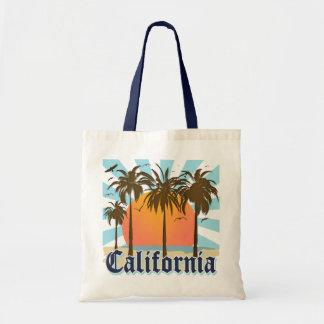 California vara puesta del sol bolsa