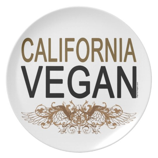 California Vegan Dinner Plate