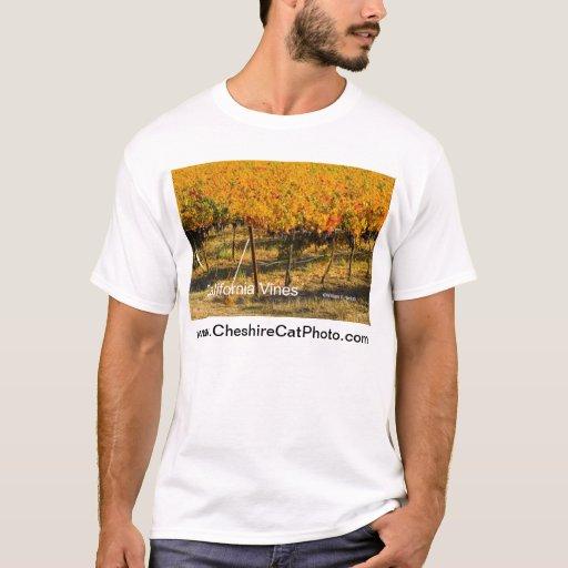 California Vines (4698) California Products T-Shirt