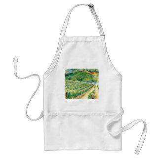 California Vineyard Apron
