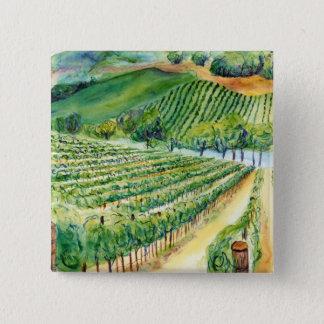 California Vineyard Button