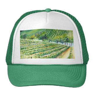 California Vineyard Hat