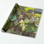 California Vineyards Wrapping Paper