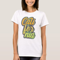 California Vintage Logo T-Shirt