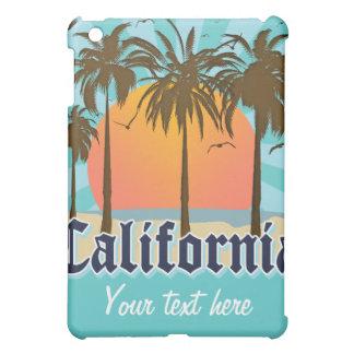 California Vintage Souvenir iPad Mini Cases