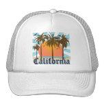California Vintage Souvenir Trucker Hat