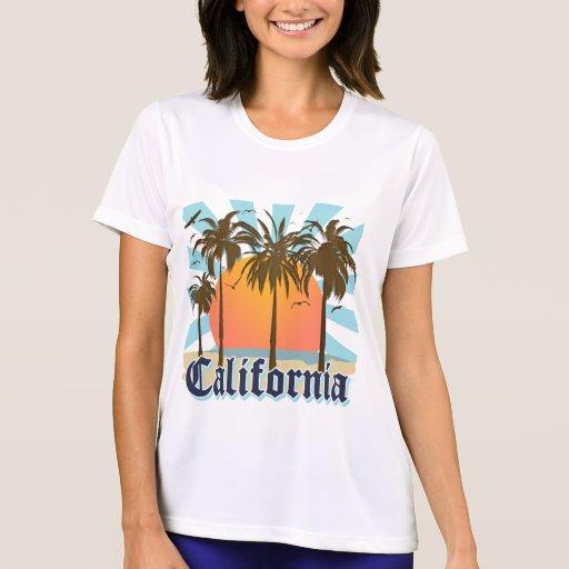 California Vintage Sunset Shirts