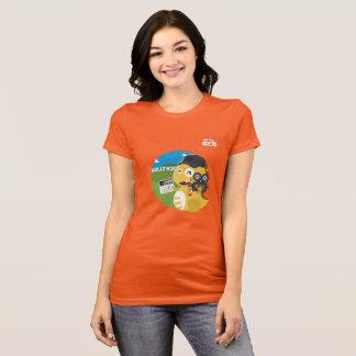 California VIPKID T-Shirt (orange)