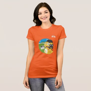 VIPKID California VIPKID T-Shirt (orange)