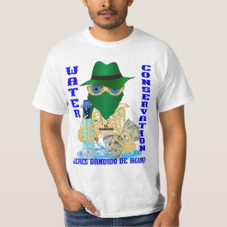 California Water Bandido Spanish MEN Tee Shirt