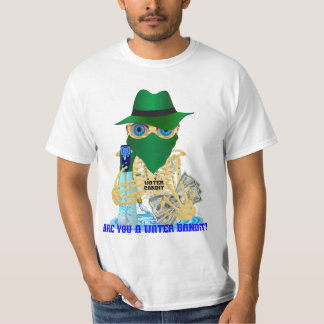 California Water Bandit English MEN Tee Shirt