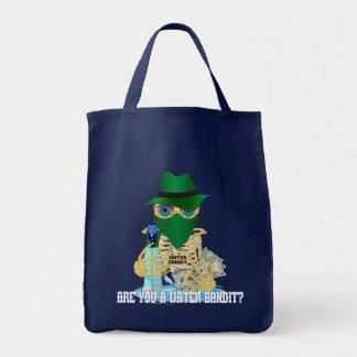 California Water Bandit English Tote Bag