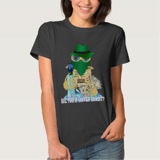 California Water Bandit English WOMEN Tee Shirt