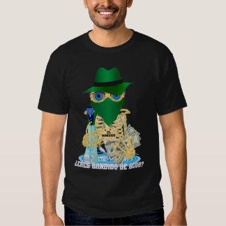 California Water Bandit Spanish MEN Shirt