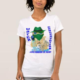California Water Bandit Spanish T-shirt