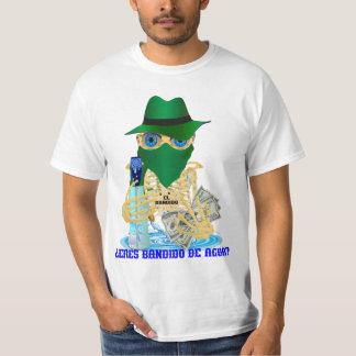California Water Pirat Spanish MEN T-shirt