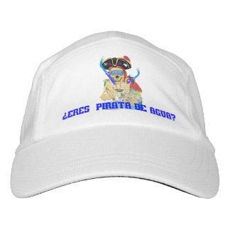 California Water Pirata Spanish Headsweats Hat