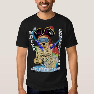 California Water Pirata Spanish MEN Shirt