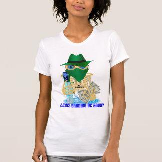 California Water Pirata Spanish WOMEN T-shirt