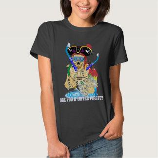 California Water Pirate English WOMEN T Shirt