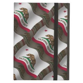 California Waving Flag Case For iPad Air