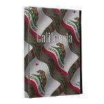 California Waving Flag iPad Folio Cases