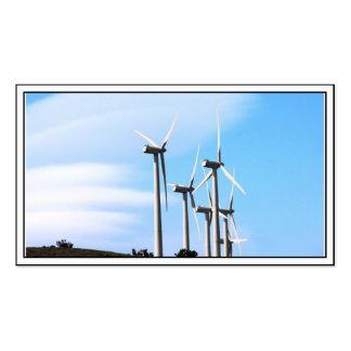California Windmills Business Card