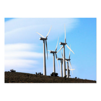 California Windmills Business Cards