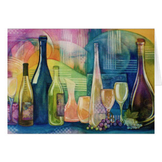 California Wines Greeting Cards