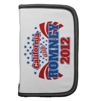 California with Romney 2012 Planner