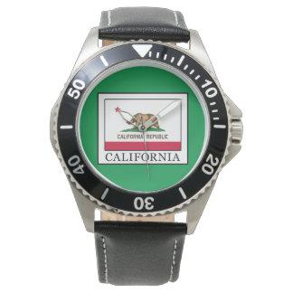 California Wrist Watch