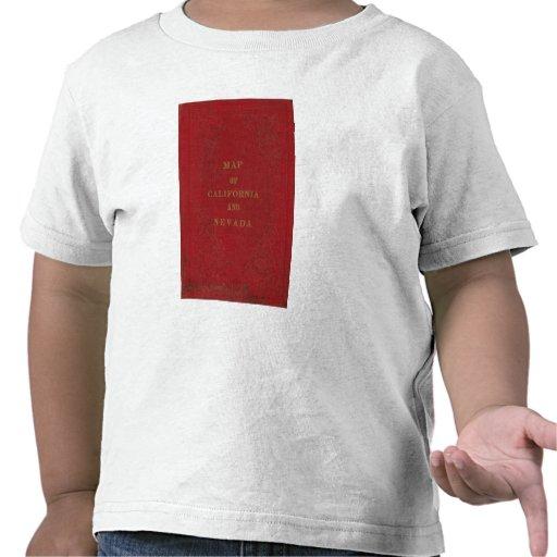 California y Nevada 3 Camiseta