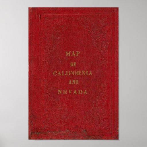California y Nevada 3 Póster