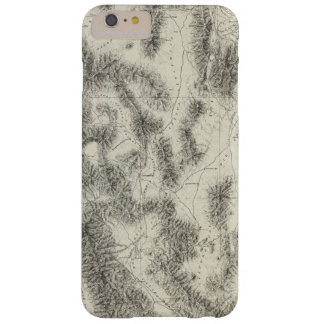 California y Nevada 8 Funda Para iPhone 6 Plus Barely There