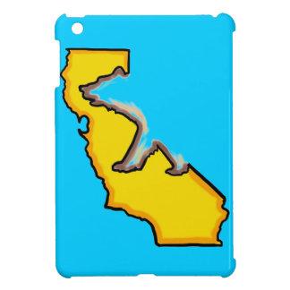 California yellow state logo ipad mini case