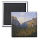 California, Yosemite National Park, Yosemite 2 Inch Square Magnet