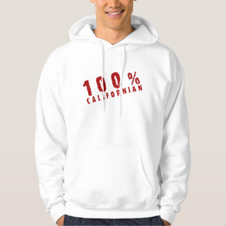 Californian 100 jersey con capucha
