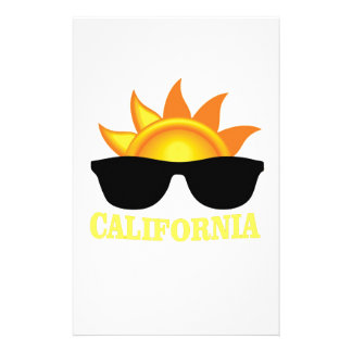 Californian cool stationery