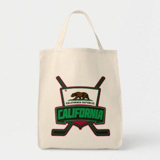 Californian Hockey Logo Tote Bag
