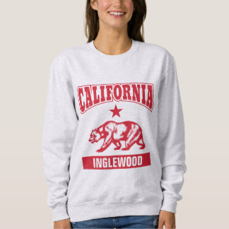 Californian Personalized Home Town Name Sweatshirt