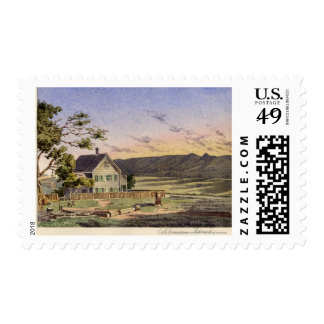 Californian Ranch Postage