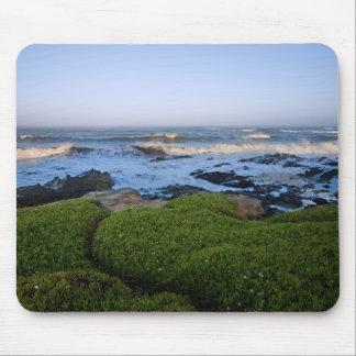 California's Big Sur coast at dawn Mouse Pad