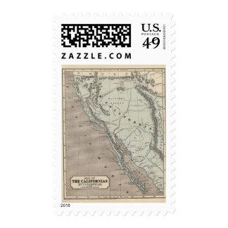 Californias Stamp