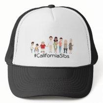 CaliforniaSibs Trucker Hat