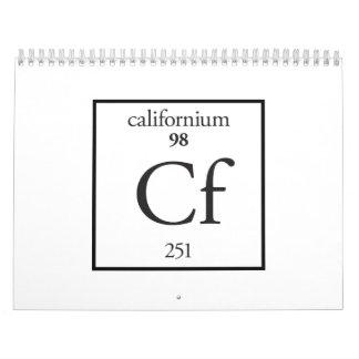 Californio Calendario