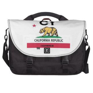 Californio de California Bolsas Para Portatil