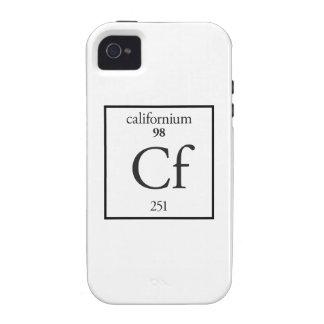 Californio iPhone 4 Fundas
