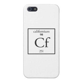 Californio iPhone 5 Coberturas