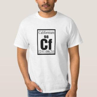 Californio, gente de California Camisas